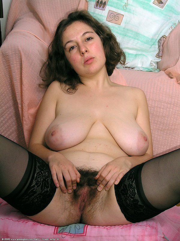 ATK GALLERY PRESENTS ANOTHER NAKED HAIRY GIRL - ALL FREE HAIRY