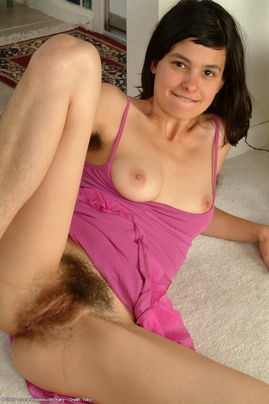 veronika and Atk natural hairy